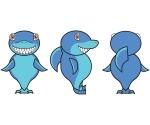 Blue Shark by Zoe Jones